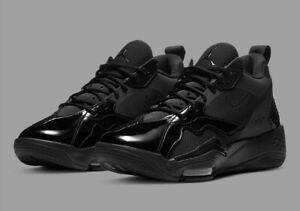 Nike Air Jordan Zoom '92 'Black Cat' Trainers Men's Uk Size 9 EUR 44 CK9183 002