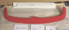 OEM REAR SPOILER WING AIR DAM KIT NEW VW GOLF HATCHBACK 10-14 TORNADO RED G2G2