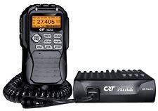 CRT Mike CB mobiles périphérique dans boîte noire-Design-multinorm AM/FM - 27 MHz