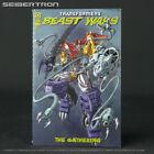 THE GATHERING Transformers Beast Wars 10th Anniversary mini-comic Hasbro IDW