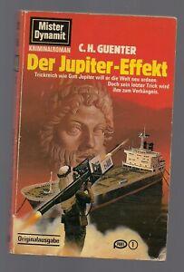 Mister Dynamit Nr. 617 - Der Jupiter-Effekt