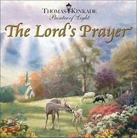 The Lord's Prayer Picture Book Thomas Kinkade