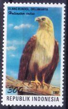 Indonesia 1997 MNH, Brahminy kite, Birds of Prey - Q15