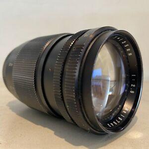 Vivitar Telephoto Lens 135mm F2.8 #197843