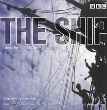 The Ship-2002-BBC TV Series-Original Soundtrack-9 Track-CD