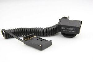 Metz SCA 307A TTL Verbindungskabel für SCA 300 System # 6588