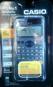 CASIO fx-85GTX Black Scientific Calculator ** BRAND NEW / FACTORY SEALED **