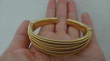 Marco Bicego 18k Yellow Gold Santorini Bracelet Bangle Cuff