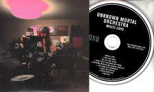 UNKNOWN MORTAL ORCHESTRA Multi-Love 2015 UK 9-trk promo CD
