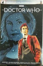 DOCTOR WHO - THE ROAD TO THE THIRTEENTH DOCTOR (VOLUME 1, 2019)