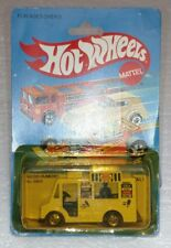 HOT WHEELS#5904 GOOD HUMOR TRUCH WHITE RARE BLACKED OUT POPSICLE BRAND NEW