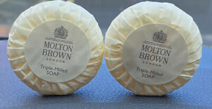 10x Molton Brown Triple Milled Milk Soap For Him & Her Gift Unboxed
