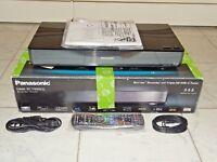 Panasonic DMR-BCT940 Blu-ray Recorder 2TB HDD, 3x DVB-C, 2 Jahre Garantie