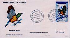 CONGO Poste Aérienne n° 50 FDC
