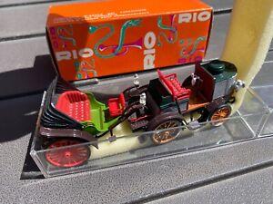 Rio No 30 1894 De Dion Buton Victoria In its Original Box - Very Near Mint