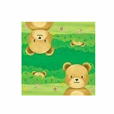 Teddy Bears Picnic Party Napkins x 16