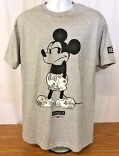 New NEFF Men's Mickey Mouse Limited Edition Disney Street Tee T Shirt Size Large