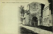CPA  Pons - Porte de la Chapelle St-Gilles et Ancienne Monnaie  (183910)