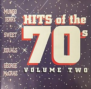 Hits Of The 70's Volume Two - Various Artists - CD Compact Disc.