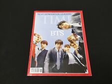 BTS Bangtan Boys TIME Magazine Asia October 2018
