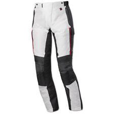 Pantalons gris pour motocyclette