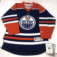 NWT Edmonton Oilers Ryan Nugent-Hopkins NHL Jersey Youth Toddler Size 4-7