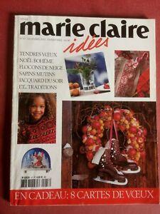 MARIE CLAIRE IDÉES N°47 ♥ DÉCEMBRE 2002 ♥ HIVER ♥ REVUE ♥ MAGAZINE