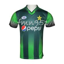 Pakistan Cricket Team Official T20 Shirt T-Shirt Jersey 2018