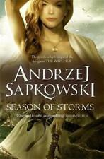 NEW Season of Storms By Andrzej Sapkowski Paperback Free Shipping