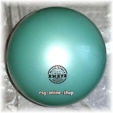 RSG Ball JUNIOR BALL Gymnastikball MINT metallic 150-170mm 300g NEU!