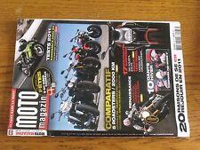 $$$ Revue Moto Magazine N°273 Kawasaki Z 1000 SXNorton Commando 961Gants