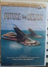 FUTURE BY DESIGN - NEW AND SEALED