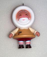 2011 Hallmark MYSTERY FROSTY Ornament TOYMAKER SANTA FROSTY