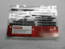 Craftsman Center Pin Punch Chisel Alignment Tool Set USA, 12 pcs - Part # 43115