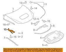 57260FG0009P Subaru Hinge compl f hd rh 57260FG0009P