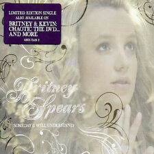 Someday (I Will Understand) Pt.2 [Single] by Britney Spears (CD, Sep-2005, Bmg/…