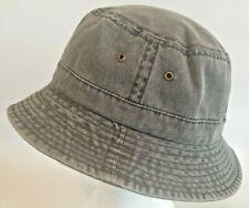 Dorfman Pacific Hats Packable Vented Boonie Hat Khaki