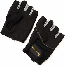 GOLDS Gym Weight Lifting Gloves Classic Training Gloves Black/Gray