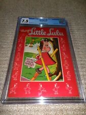1947 Dell Four Color FC #131 Marge's Little Lulu CGC 7.5