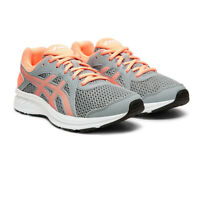 Asics Girls Jolt 2 GS Running Shoes Trainers Sneakers Grey Sports