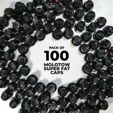 Molotow Super Fat Caps - 100 Pack