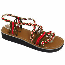 Unbranded Women's Multi-Coloured Sandals and Beach Shoes