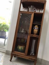 Louis Majorelle French Art Nouveau Display Cabinet