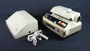 Vintage Sears Tower 1860 Automatic Slide Projector Works