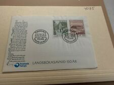1978 FAROER FOROYAR DENMARK FDC  (Folder4085)