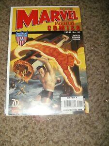 MARVEL MYSTERY COMICS 1 - 70TH ANNIVERSARY VARIANT - NEAR MINT