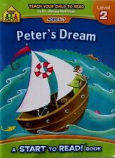 Peter's Dream: A School Zone Start To Read !Book Level 2 Ages 5-7 by Dr.Hoffman