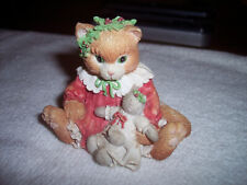 """Calico Kittens """"Dressed In Our Holiday Best"""""""