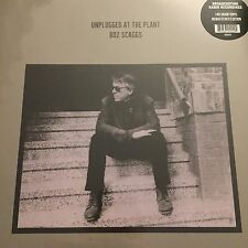 BOZ SCAGGS  'UNPLUGGED AT THE PLANT' NEW SEALED LP VINYL