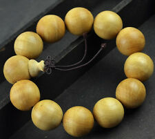 For Cool Man and Fashion Man 20Mm Nice Natural Thuja Sutchuenens Beaded Bracelet